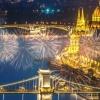 Budapest szilveszteri tűzijáték 2018 – Boldog Új Évet!