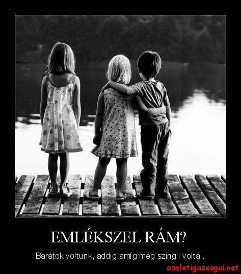 hazug barátság idézetek Barátság